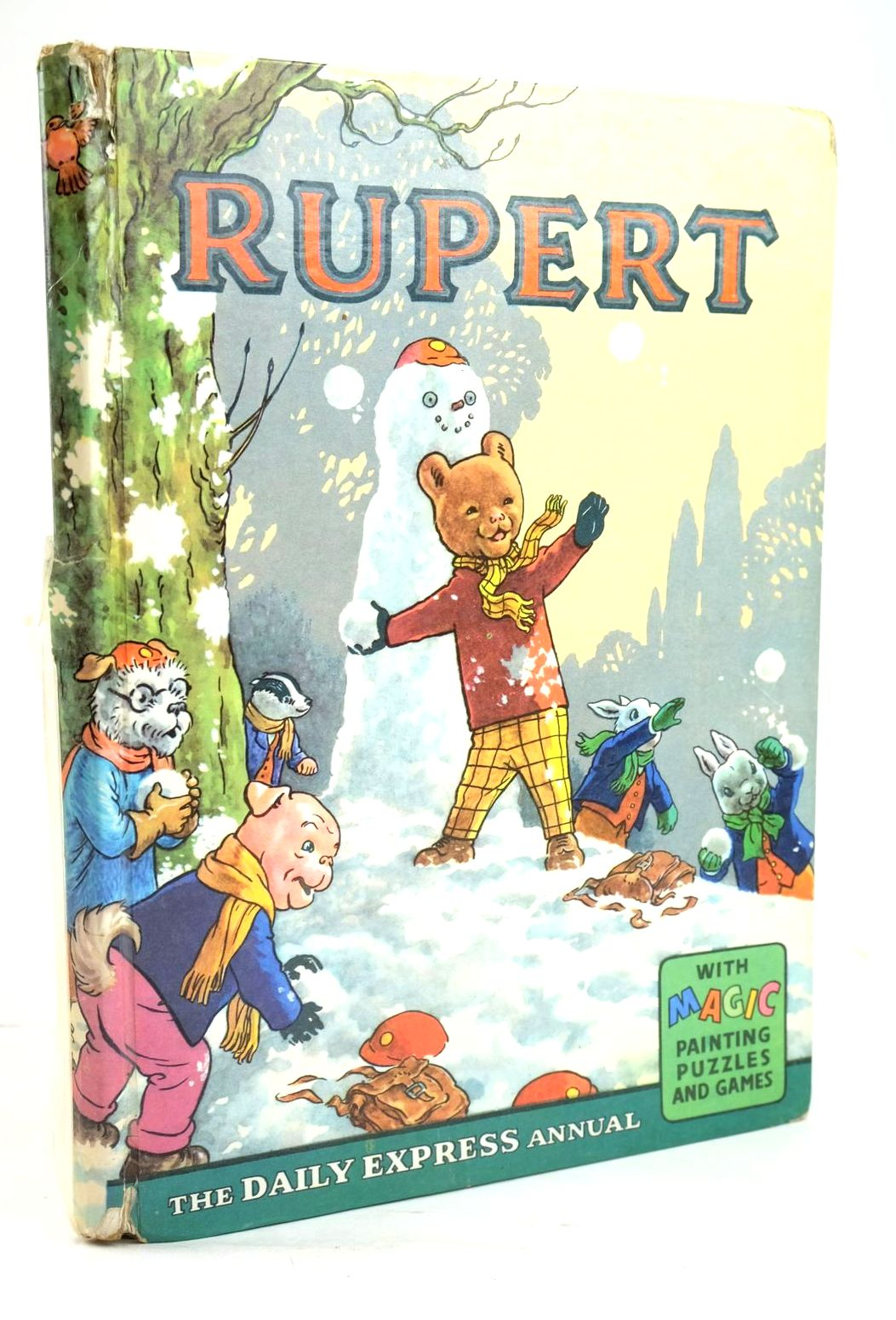 Photo of RUPERT ANNUAL 1962- Stock Number: 1319645