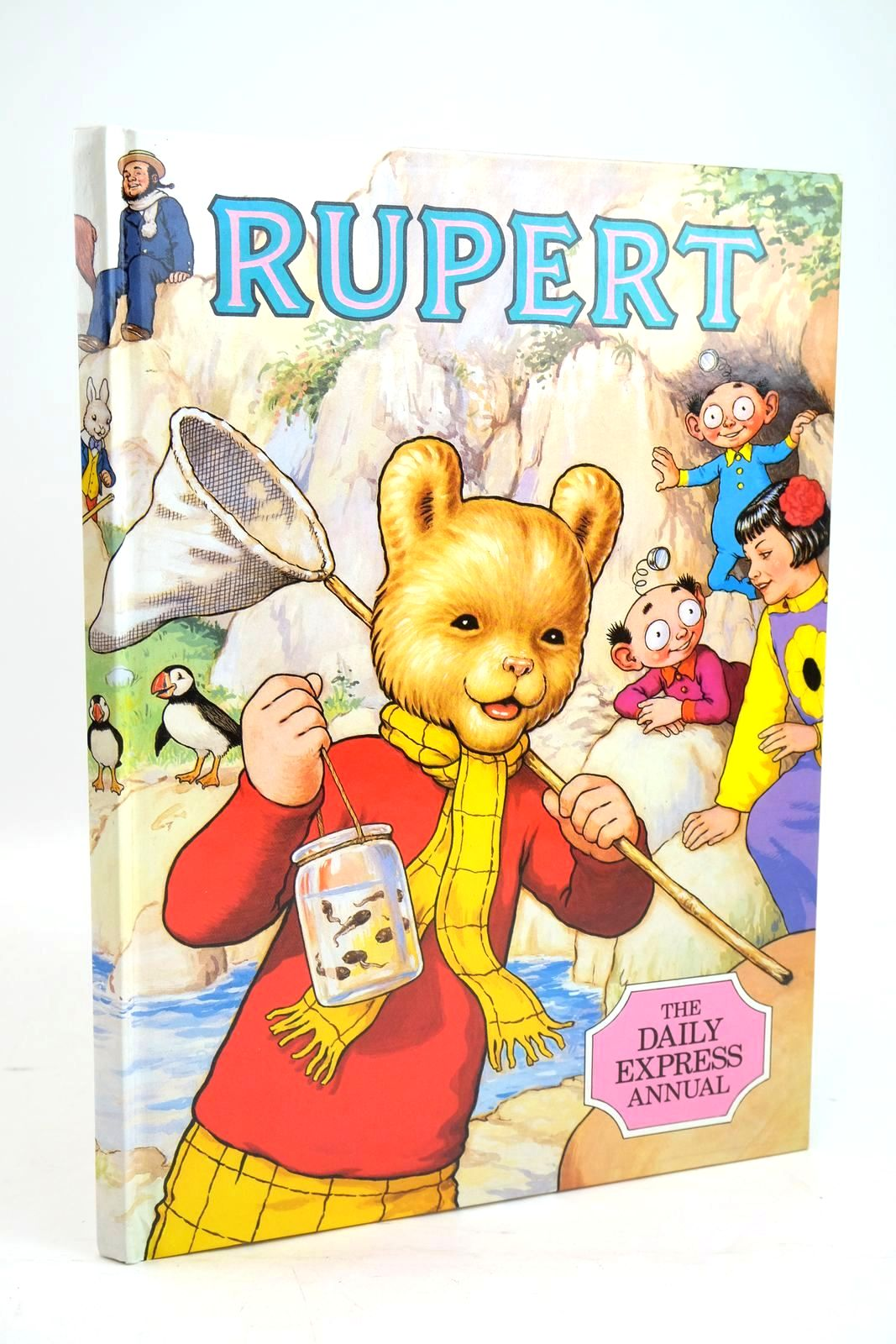 Photo of RUPERT ANNUAL 1986 illustrated by Harrold, John published by Express Newspapers Ltd. (STOCK CODE: 1319647)  for sale by Stella & Rose's Books