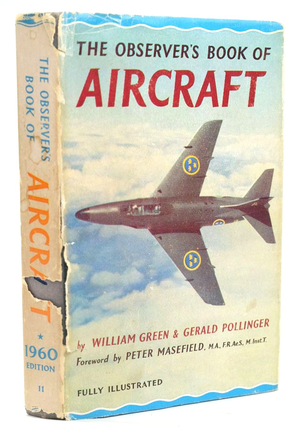 Photo of THE OBSERVER'S BOOK OF AIRCRAFT- Stock Number: 1319648
