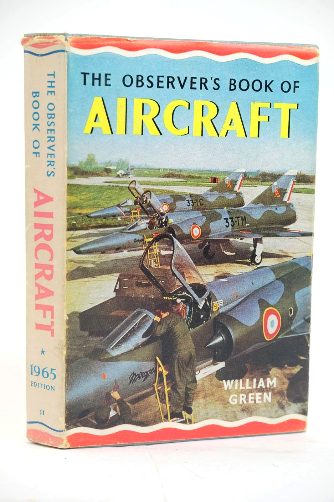 Photo of THE OBSERVER'S BOOK OF AIRCRAFT- Stock Number: 1319652