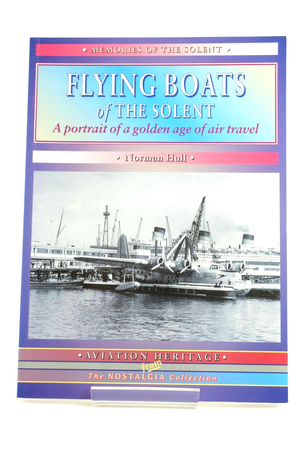 Photo of FLYING BOATS OF THE SOLENT- Stock Number: 1319653