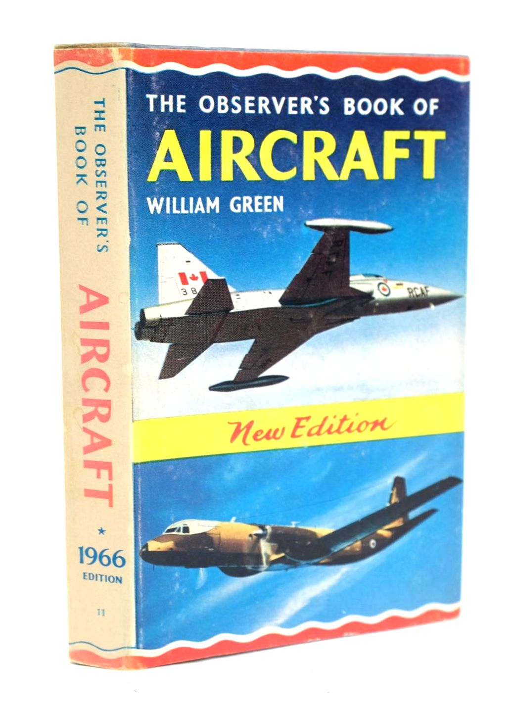 Photo of THE OBSERVER'S BOOK OF AIRCRAFT- Stock Number: 1319655