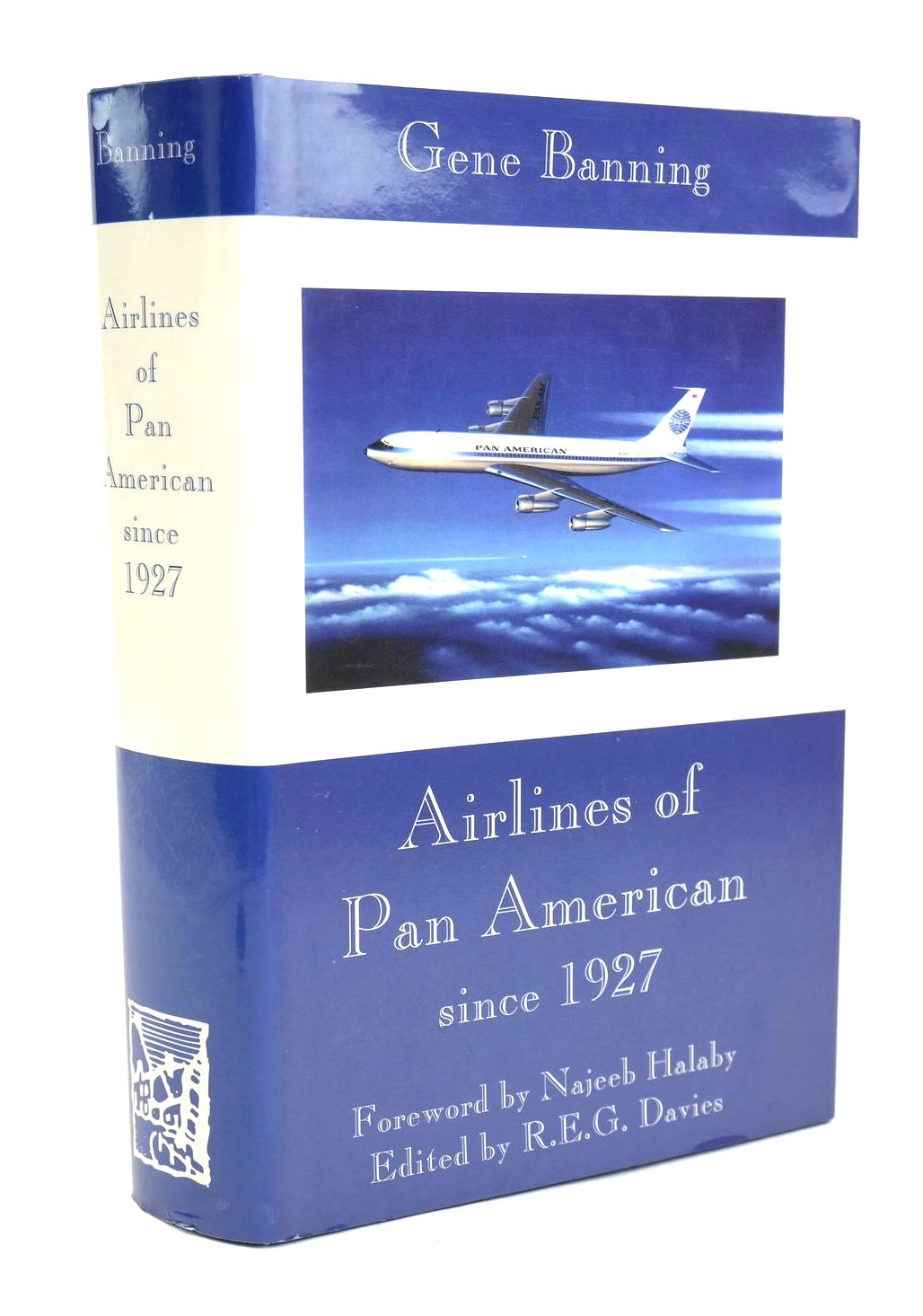 Photo of AIRLINES OF PAN AMERICAN SINCE 1927 ITS AIRLINES, ITS PEOPLE, AND ITS AIRCRAFT- Stock Number: 1319658