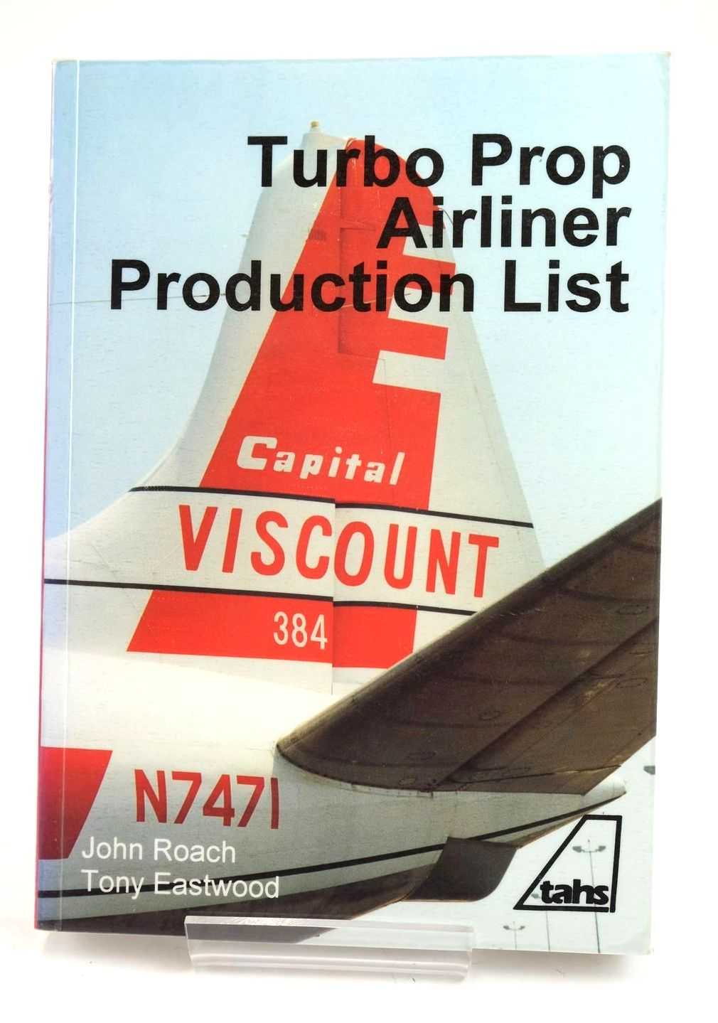 Photo of TURBO PROP AIRLINER PRODUCTION LIST- Stock Number: 1319659