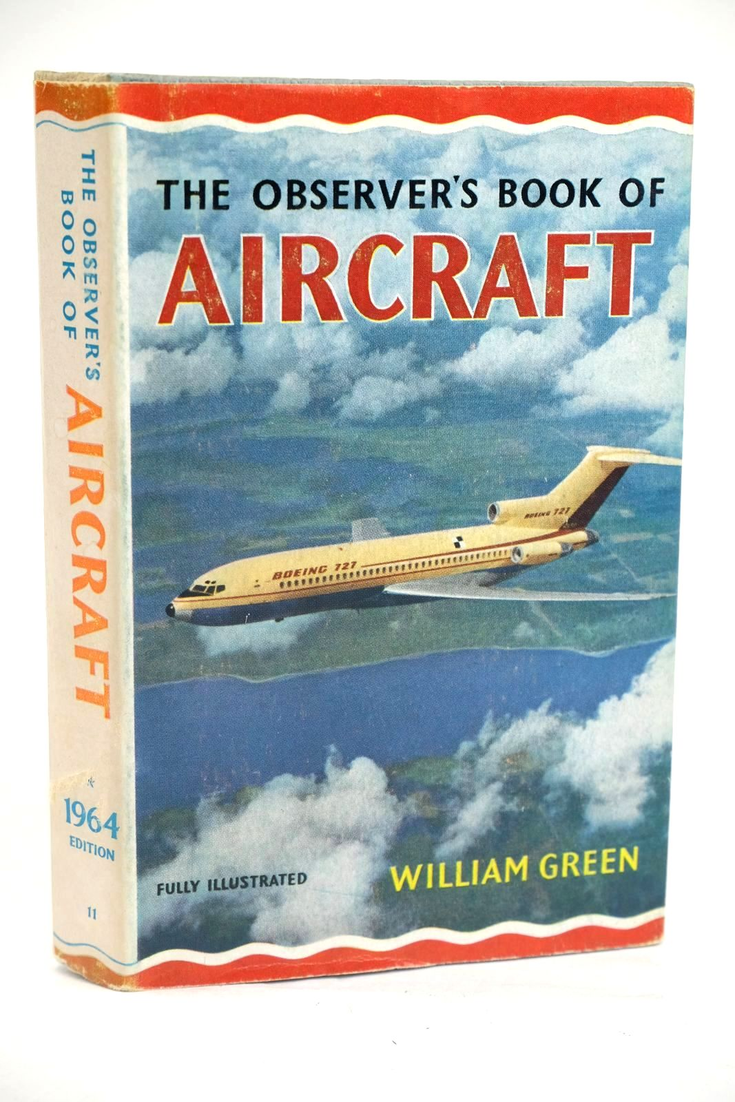 Photo of THE OBSERVER'S BOOK OF AIRCRAFT- Stock Number: 1319660