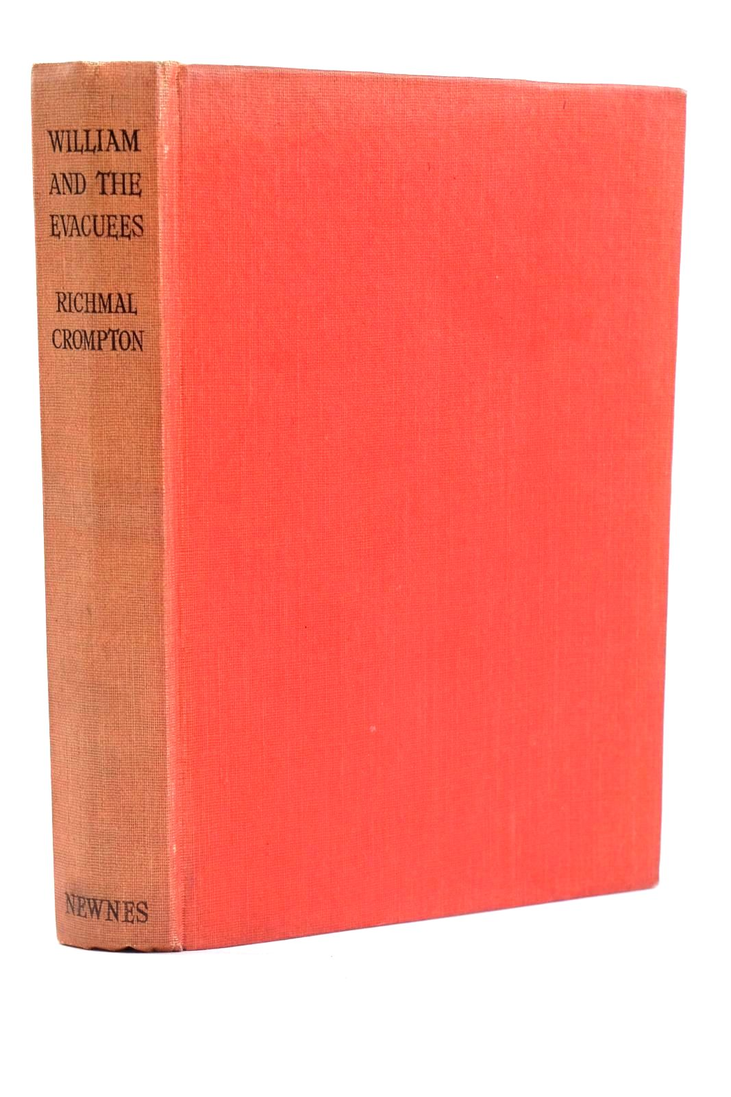 Photo of WILLIAM AND THE EVACUEES written by Crompton, Richmal illustrated by Henry, Thomas published by George Newnes Ltd. (STOCK CODE: 1319675)  for sale by Stella & Rose's Books