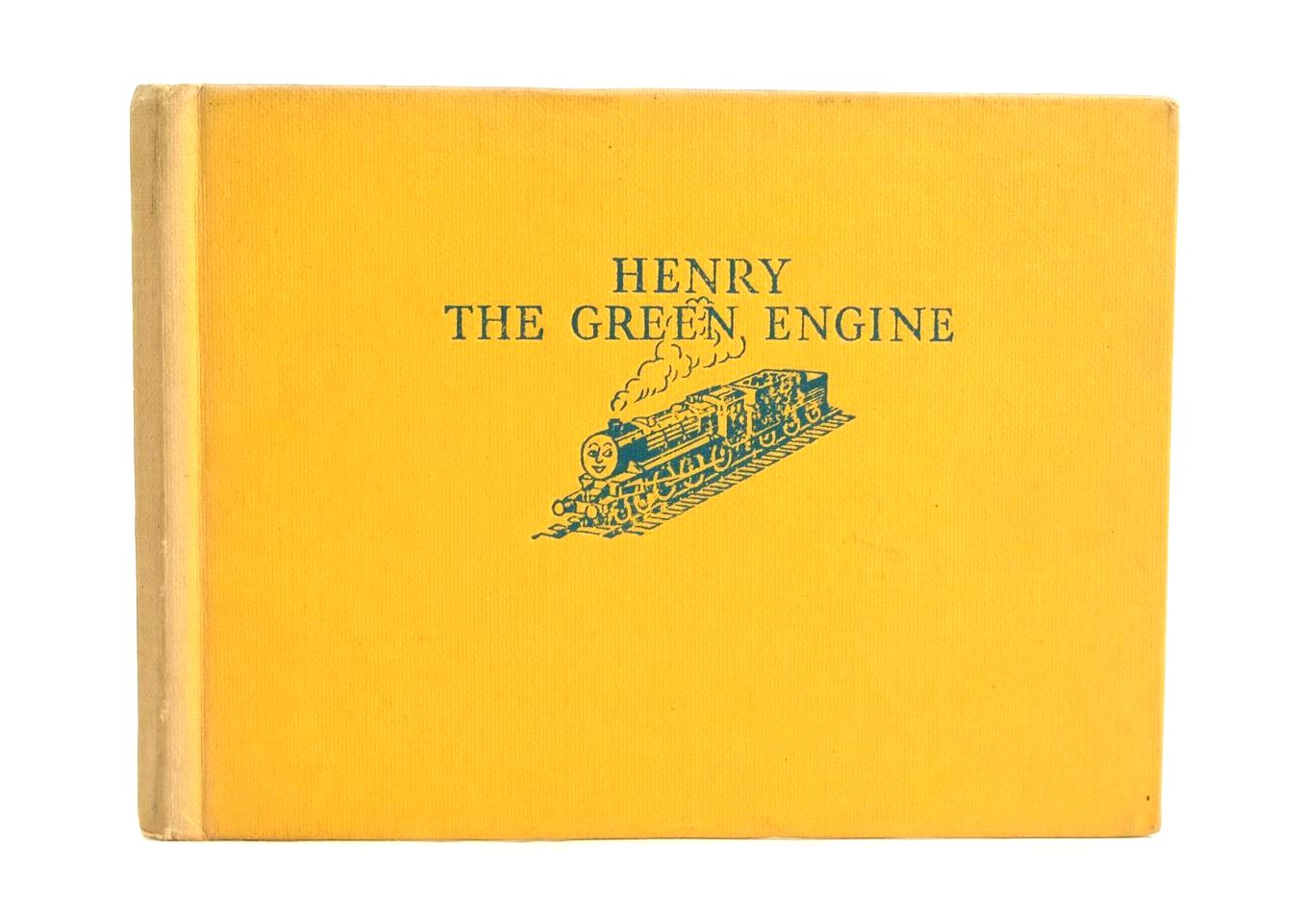 Photo of HENRY THE GREEN ENGINE- Stock Number: 1319682