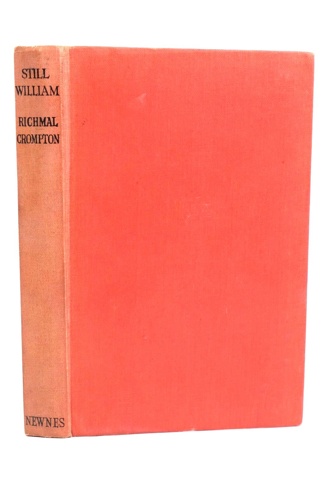 Photo of STILL WILLIAM written by Crompton, Richmal illustrated by Henry, Thomas published by George Newnes Limited (STOCK CODE: 1319685)  for sale by Stella & Rose's Books