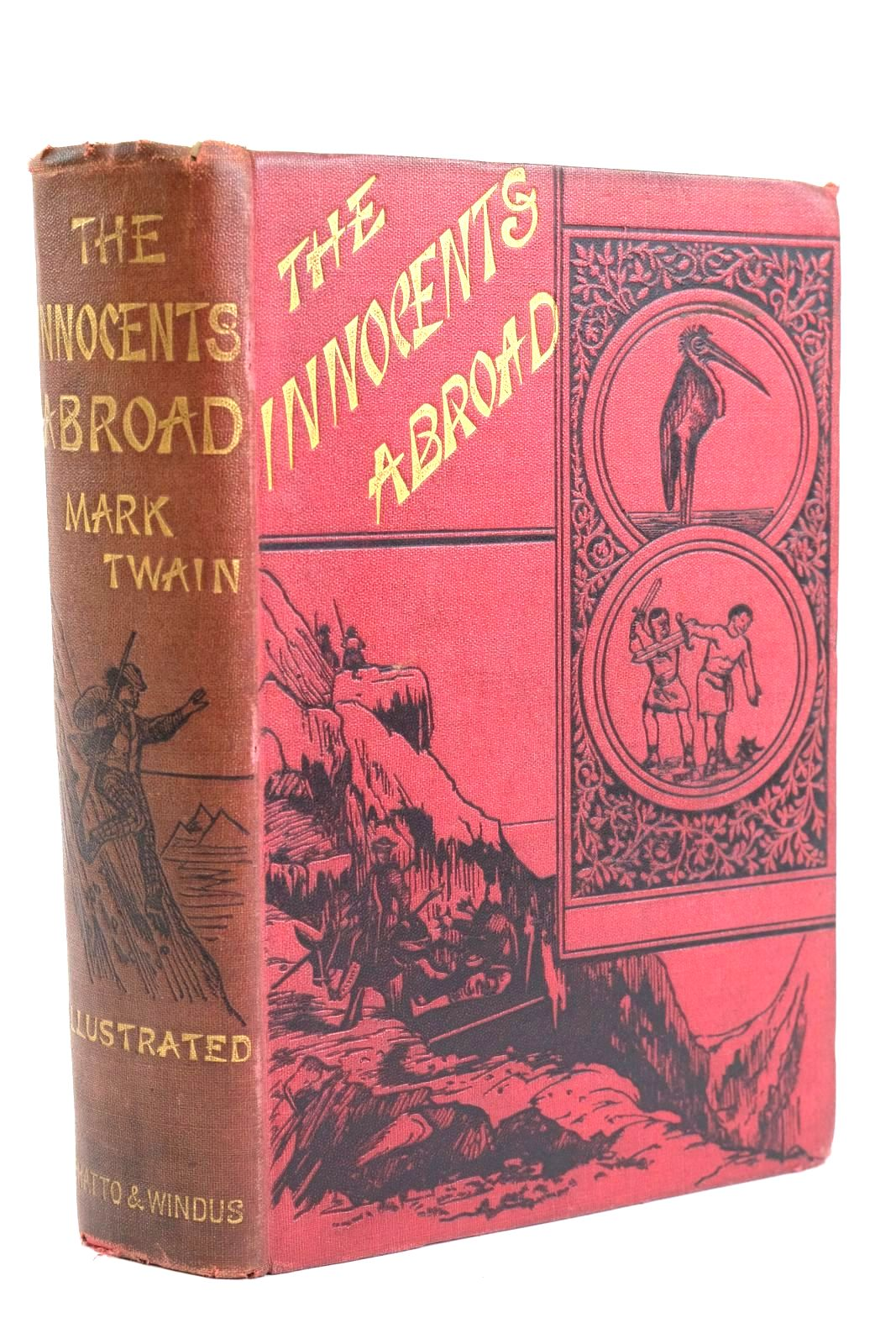 Photo of THE INNOCENTS ABROAD- Stock Number: 1319694