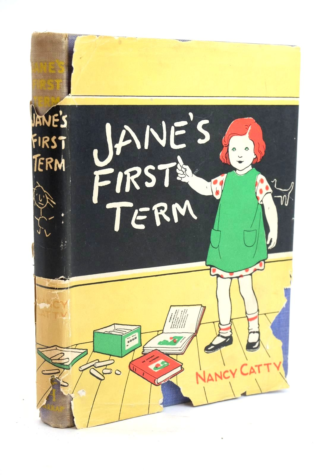Photo of JANE'S FIRST TERM- Stock Number: 1319697