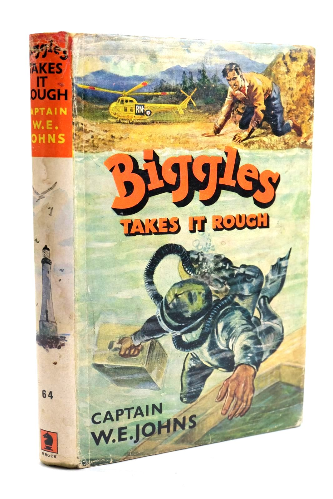 Photo of BIGGLES TAKES IT ROUGH- Stock Number: 1319725