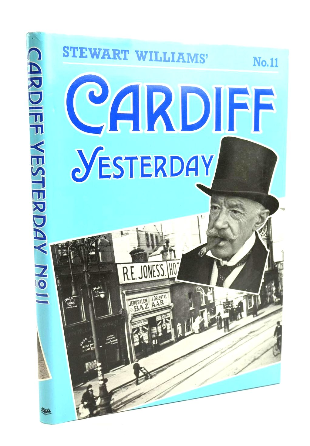Photo of CARDIFF YESTERDAY No. 11 written by Williams, Stewart published by Stewart Williams (STOCK CODE: 1319730)  for sale by Stella & Rose's Books