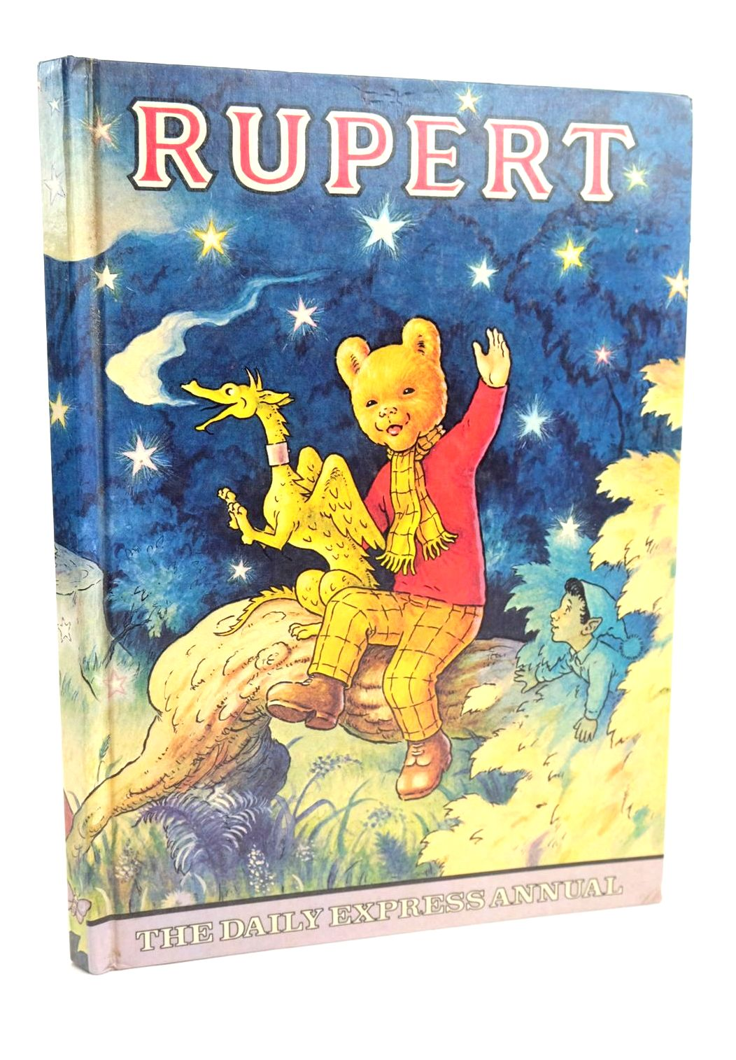 Photo of RUPERT ANNUAL 1979 illustrated by Harrold, John published by Daily Express (STOCK CODE: 1319731)  for sale by Stella & Rose's Books