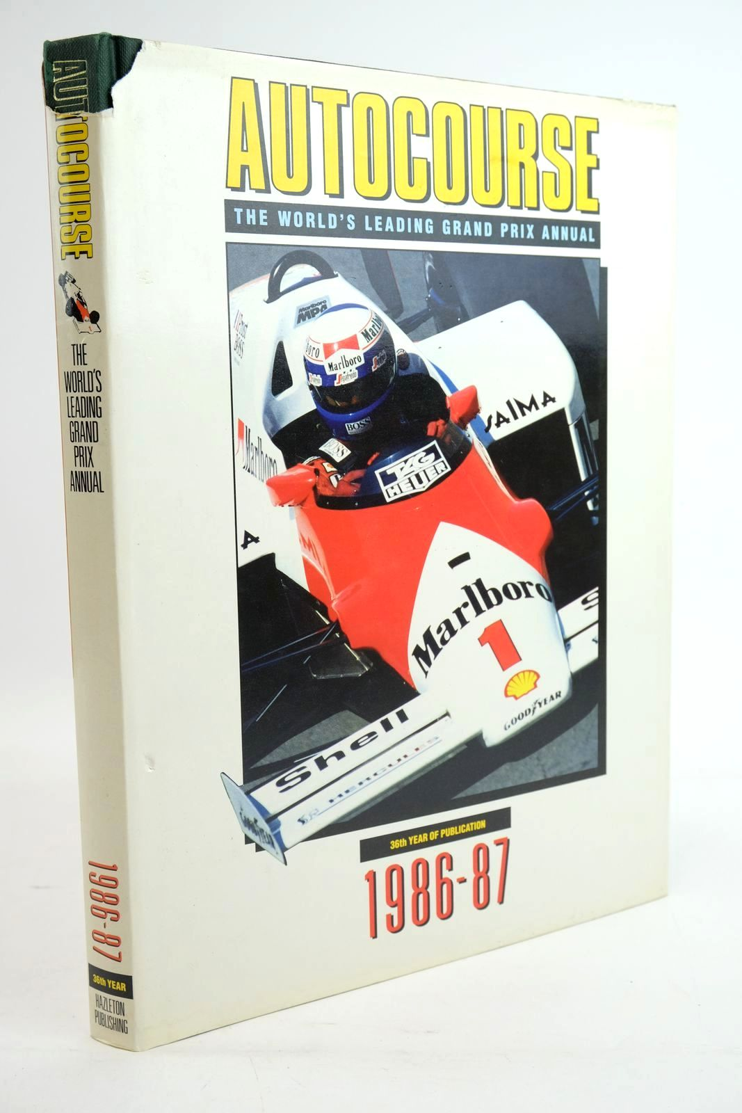 Photo of AUTOCOURSE 1986-87 written by Hamilton, Maurice published by Hazleton Publishing (STOCK CODE: 1319733)  for sale by Stella & Rose's Books