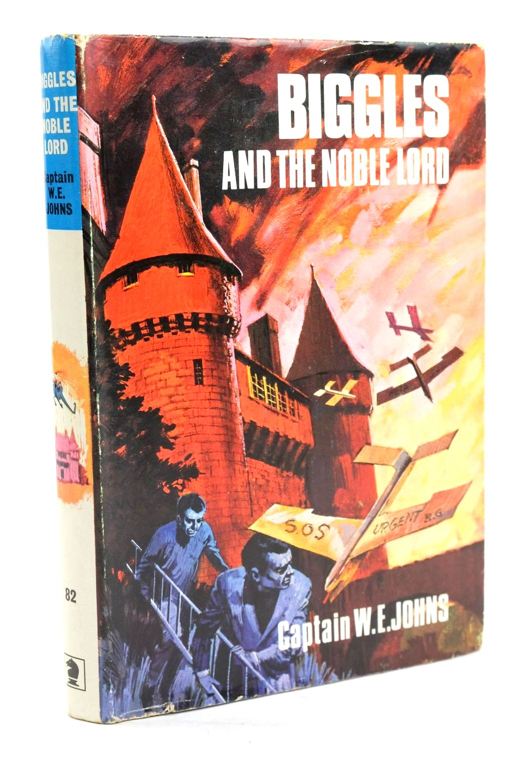 Photo of BIGGLES AND THE NOBLE LORD written by Johns, W.E. published by Brockhampton Press (STOCK CODE: 1319751)  for sale by Stella & Rose's Books
