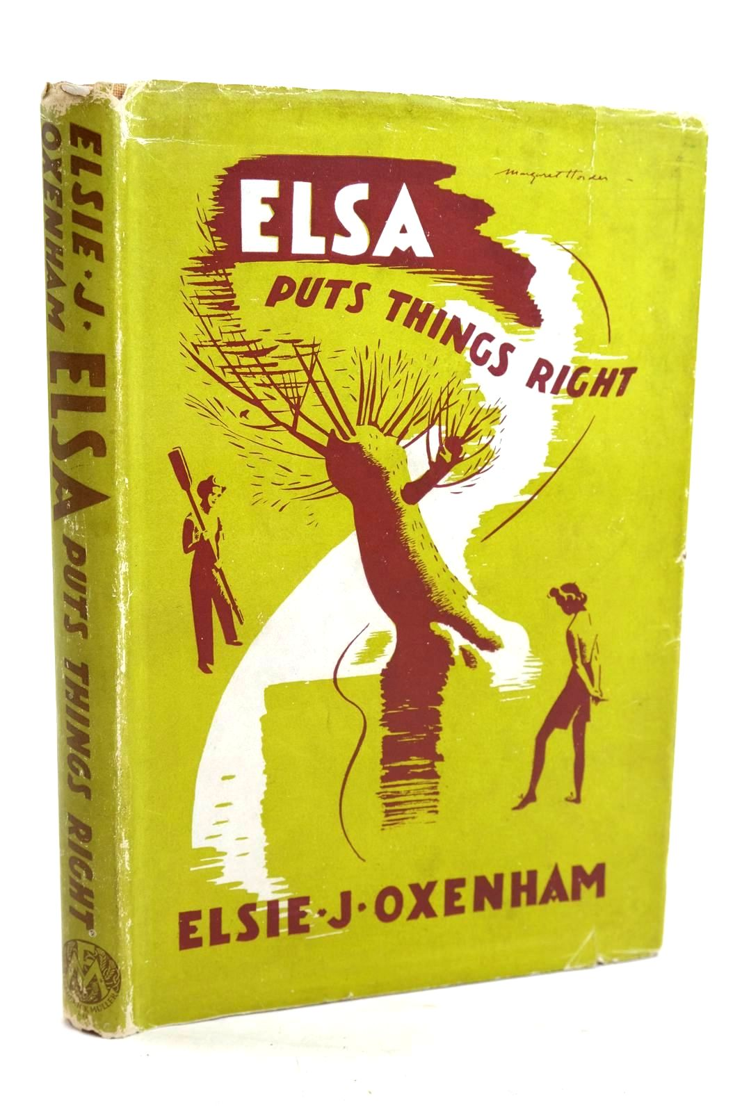Photo of ELSA PUTS THINGS RIGHT- Stock Number: 1319754