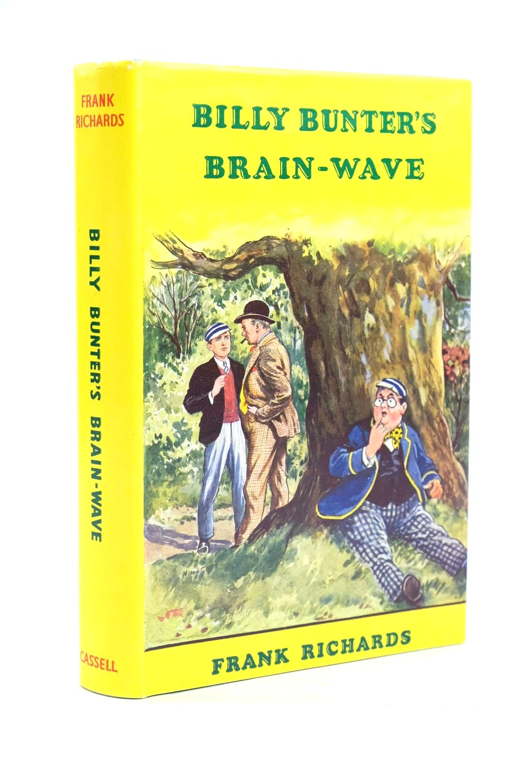 Photo of BILLY BUNTER'S BRAIN-WAVE- Stock Number: 1319770