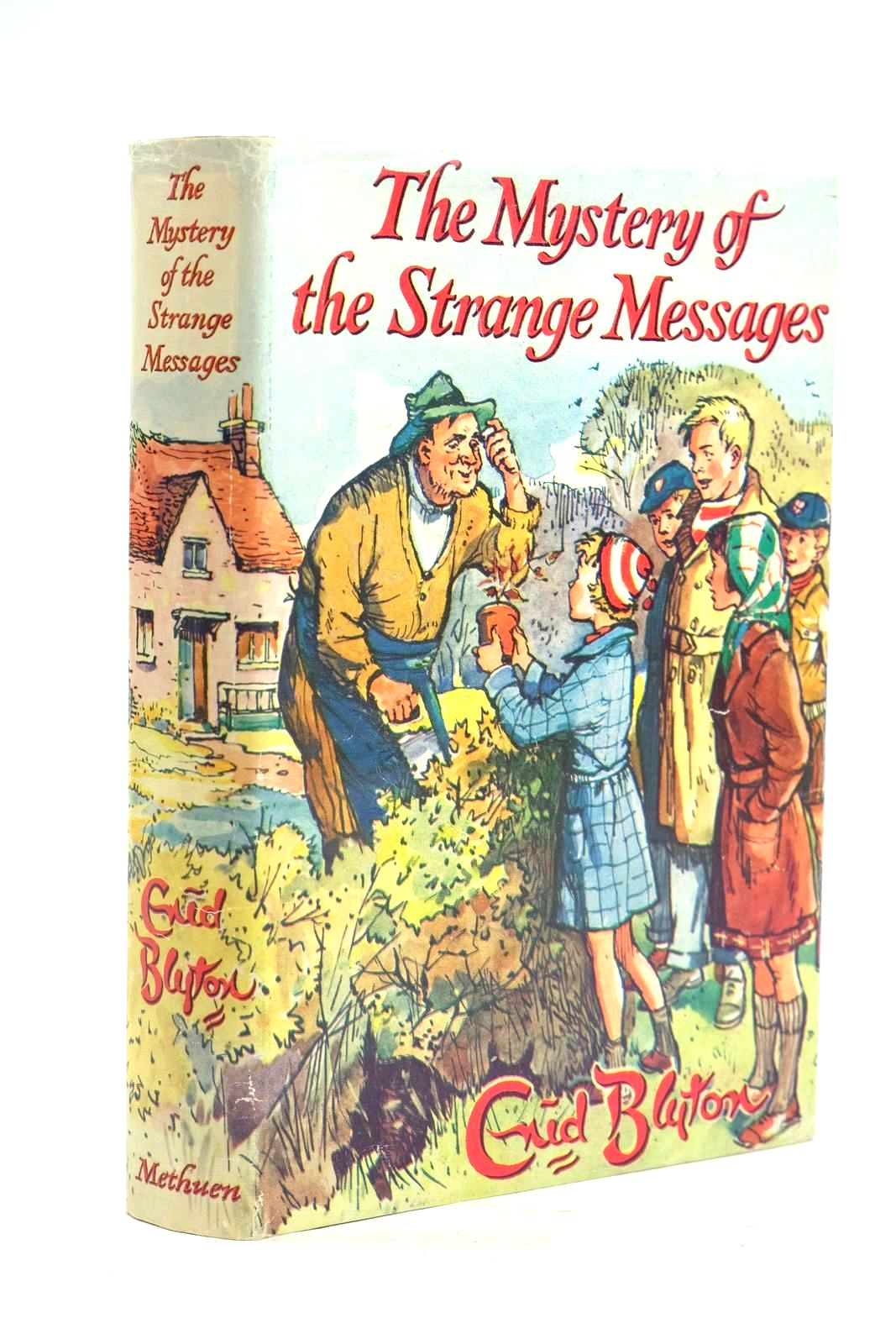 Photo of THE MYSTERY OF THE STRANGE MESSAGES- Stock Number: 1319773