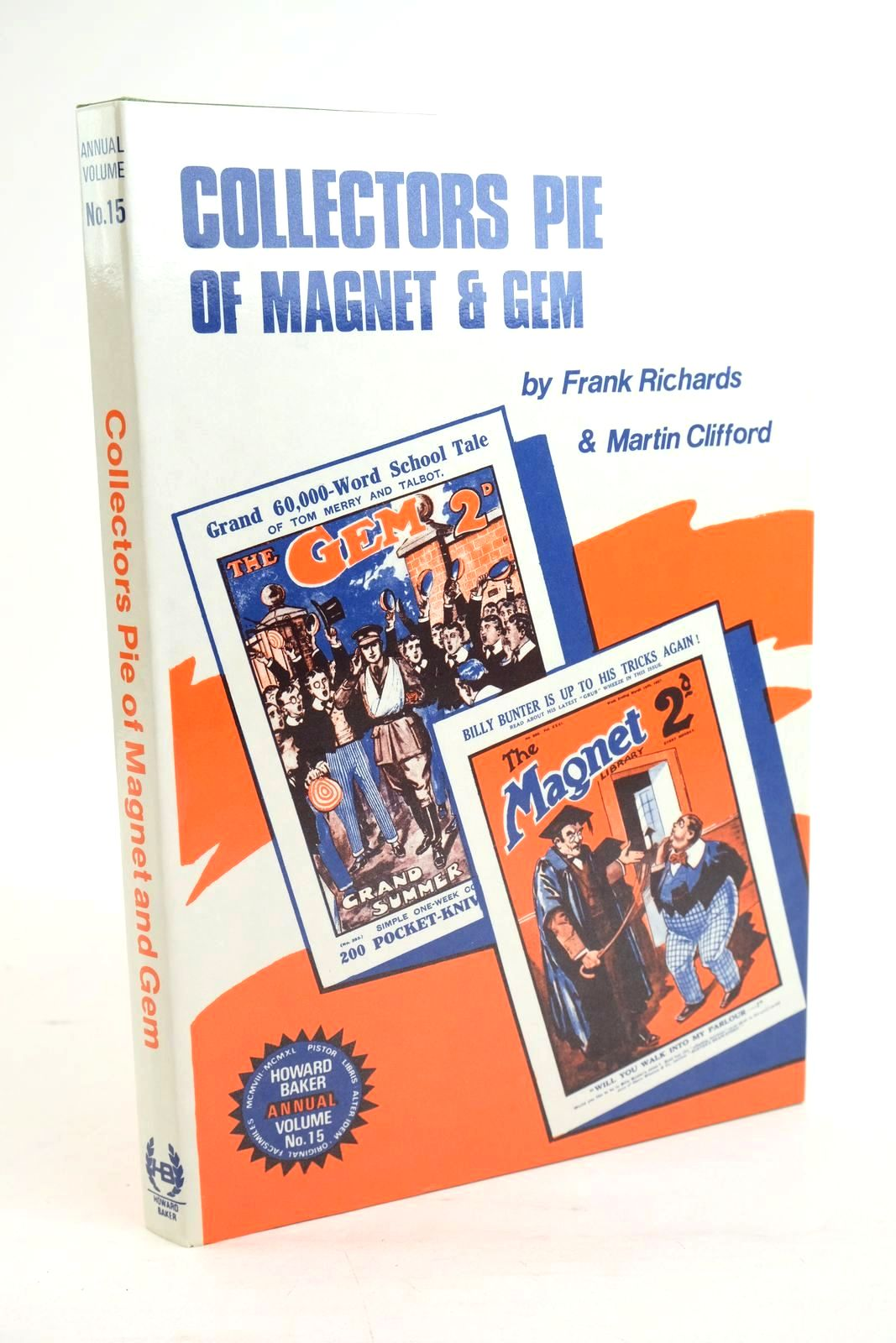 Photo of COLLECTORS PIE OF MAGNET & GEM written by Richards, Frank published by Howard Baker (STOCK CODE: 1319778)  for sale by Stella & Rose's Books