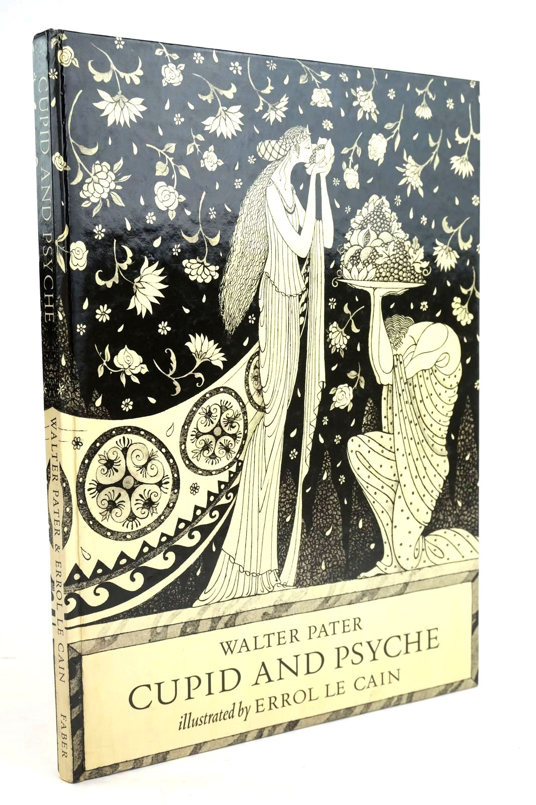 Photo of CUPID AND PSYCHE written by Pater, Walter illustrated by Le Cain, Errol published by Faber & Faber Limited (STOCK CODE: 1319826)  for sale by Stella & Rose's Books
