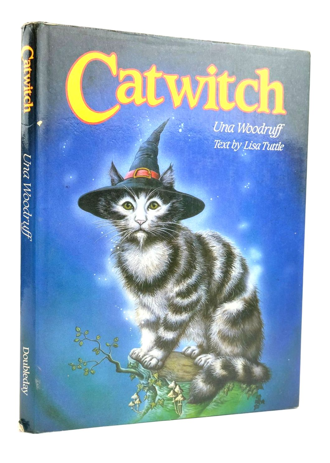Photo of CATWITCH written by Woodruff, Una Tuttle, Lisa illustrated by Woodruff, Una published by Doubleday & Company, Inc. (STOCK CODE: 1319827)  for sale by Stella & Rose's Books