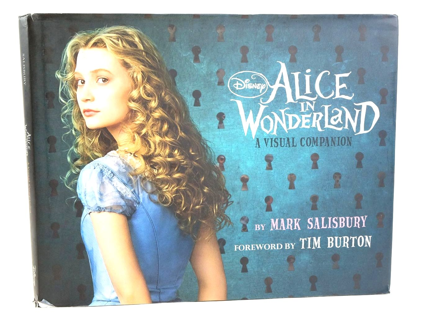 Photo of ALICE IN WONDERLAND A VISUAL COMPANION- Stock Number: 1319829