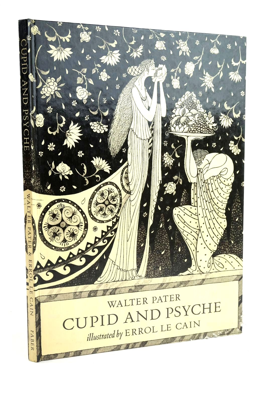 Photo of CUPID AND PSYCHE written by Pater, Walter illustrated by Le Cain, Errol published by Faber & Faber Limited (STOCK CODE: 1319830)  for sale by Stella & Rose's Books