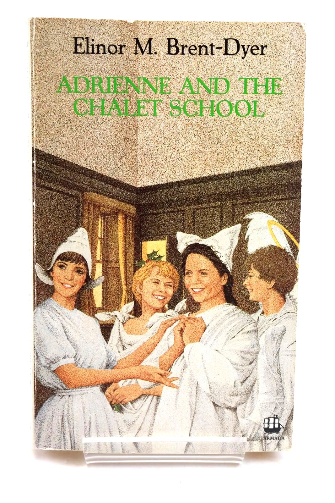 Photo of ADRIENNE AND THE CHALET SCHOOL written by Brent-Dyer, Elinor M. published by Armada (STOCK CODE: 1319855)  for sale by Stella & Rose's Books