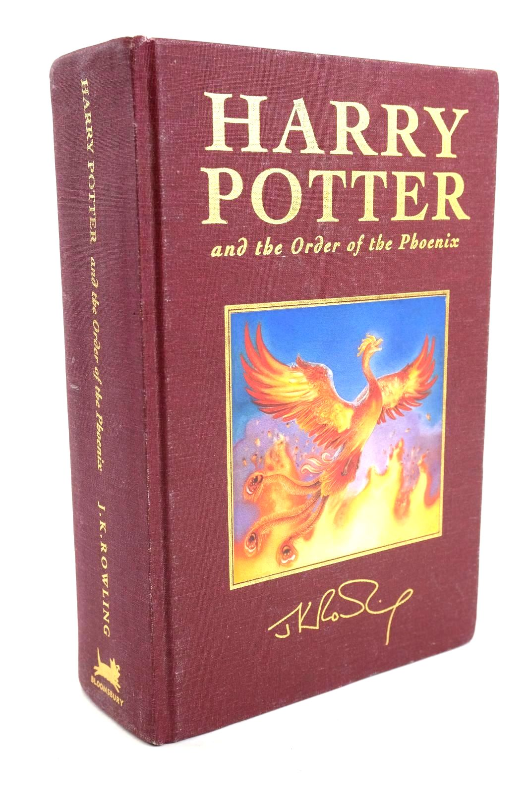 Photo of HARRY POTTER AND THE ORDER OF THE PHOENIX- Stock Number: 1319861