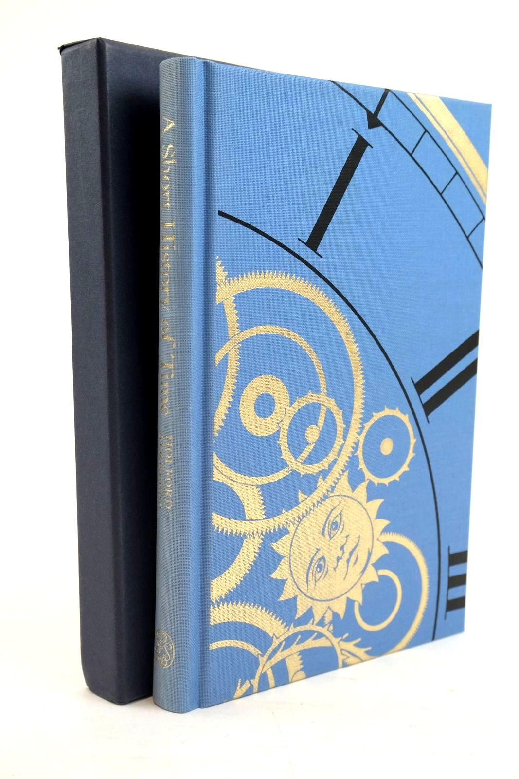 Photo of A SHORT HISTORY OF TIME written by Holford-Strevens, Leofranc published by Folio Society (STOCK CODE: 1319874)  for sale by Stella & Rose's Books