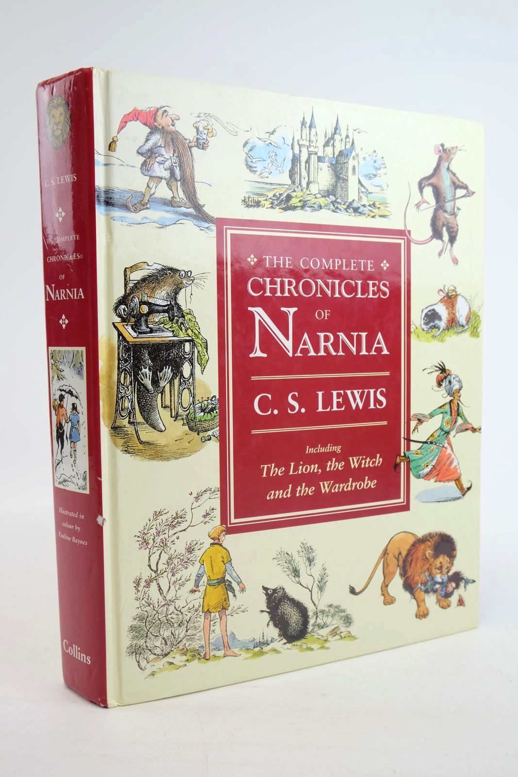 Photo of THE COMPLETE CHRONICLES OF NARNIA- Stock Number: 1319890