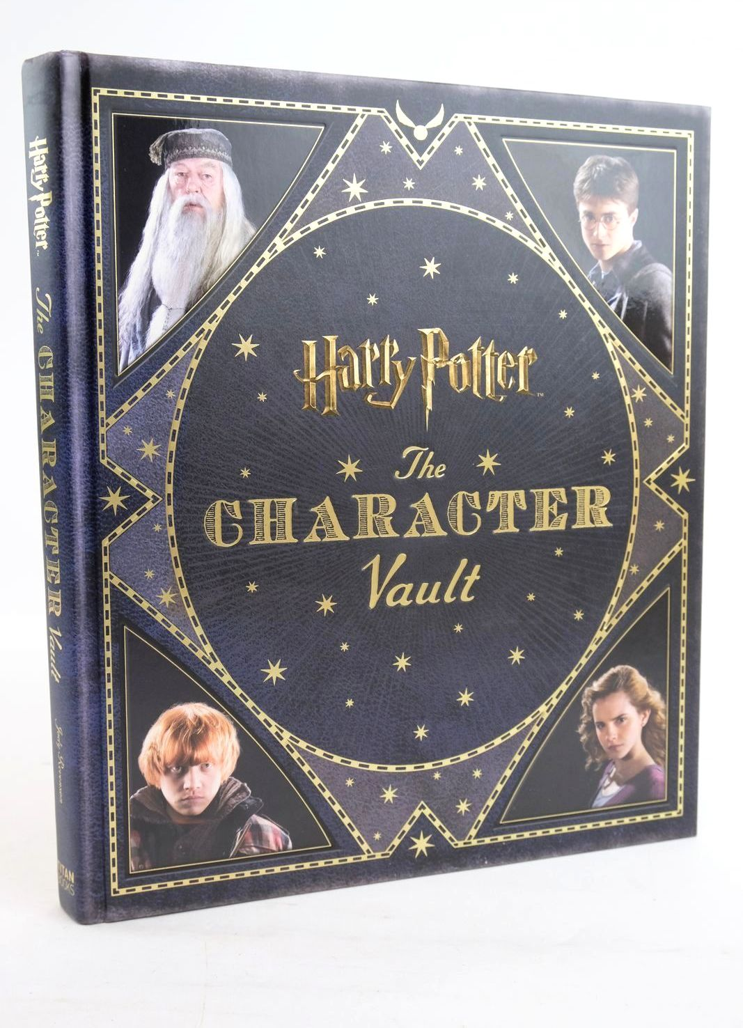 Photo of HARRY POTTER: THE CHARACTER VAULT- Stock Number: 1319891