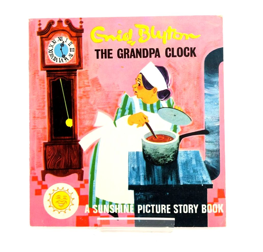 Photo of THE GRANDPA CLOCK- Stock Number: 1319901