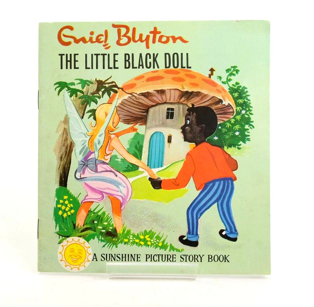 Photo of THE LITTLE BLACK DOLL- Stock Number: 1319903