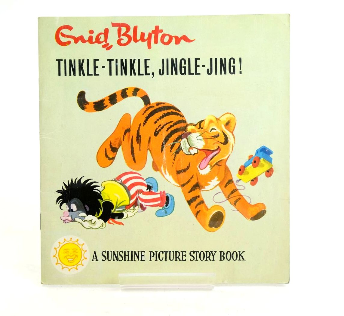 Photo of TINKLE-TINKLE, JINGLE-JING!- Stock Number: 1319908