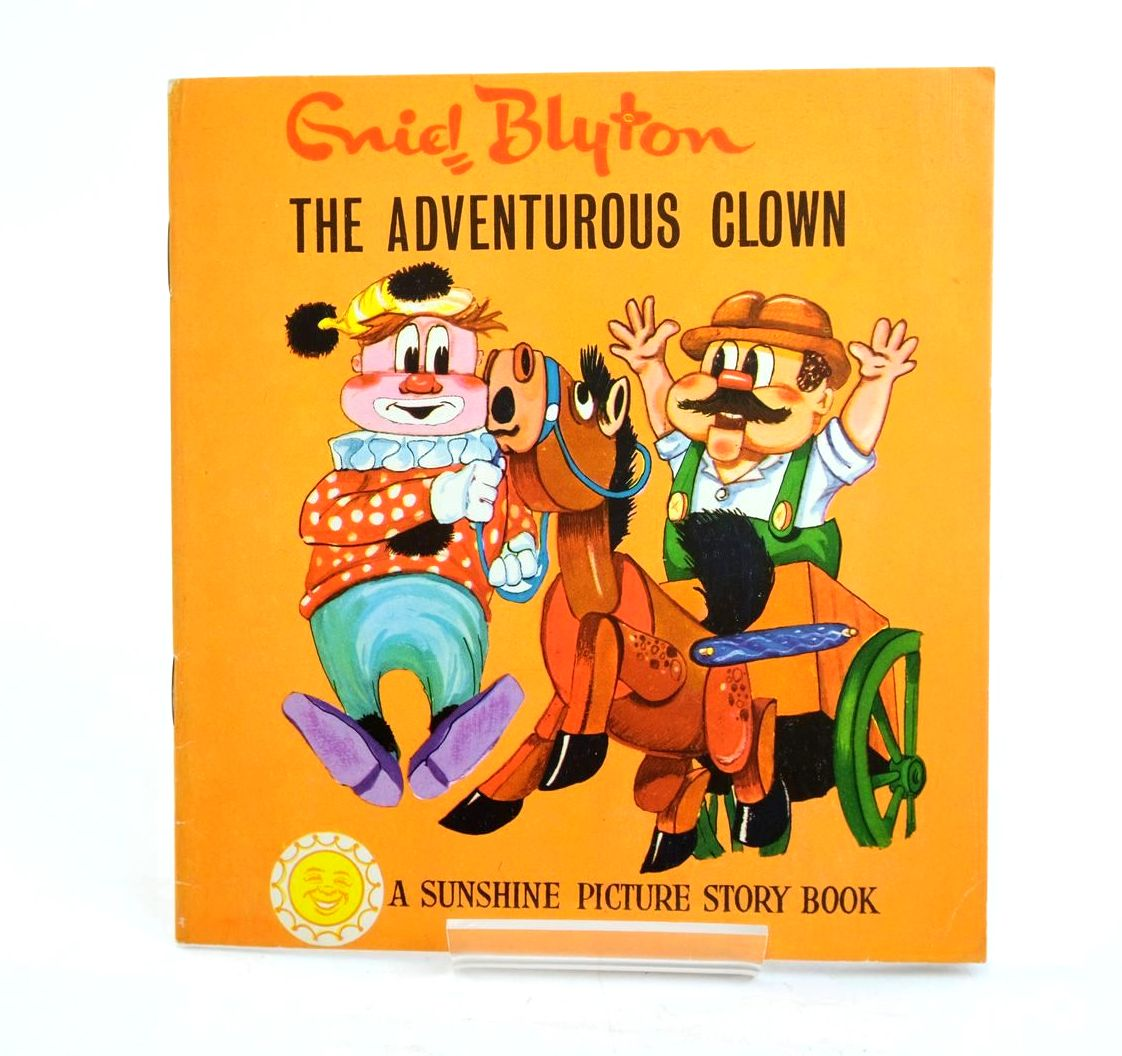 Photo of THE ADVENTUROUS CLOWN- Stock Number: 1319909