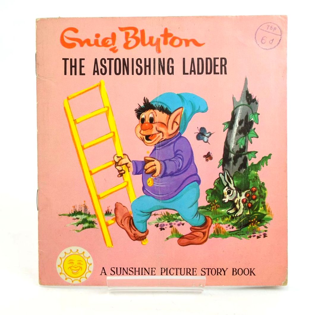 Photo of THE ASTONISHING LADDER- Stock Number: 1319910