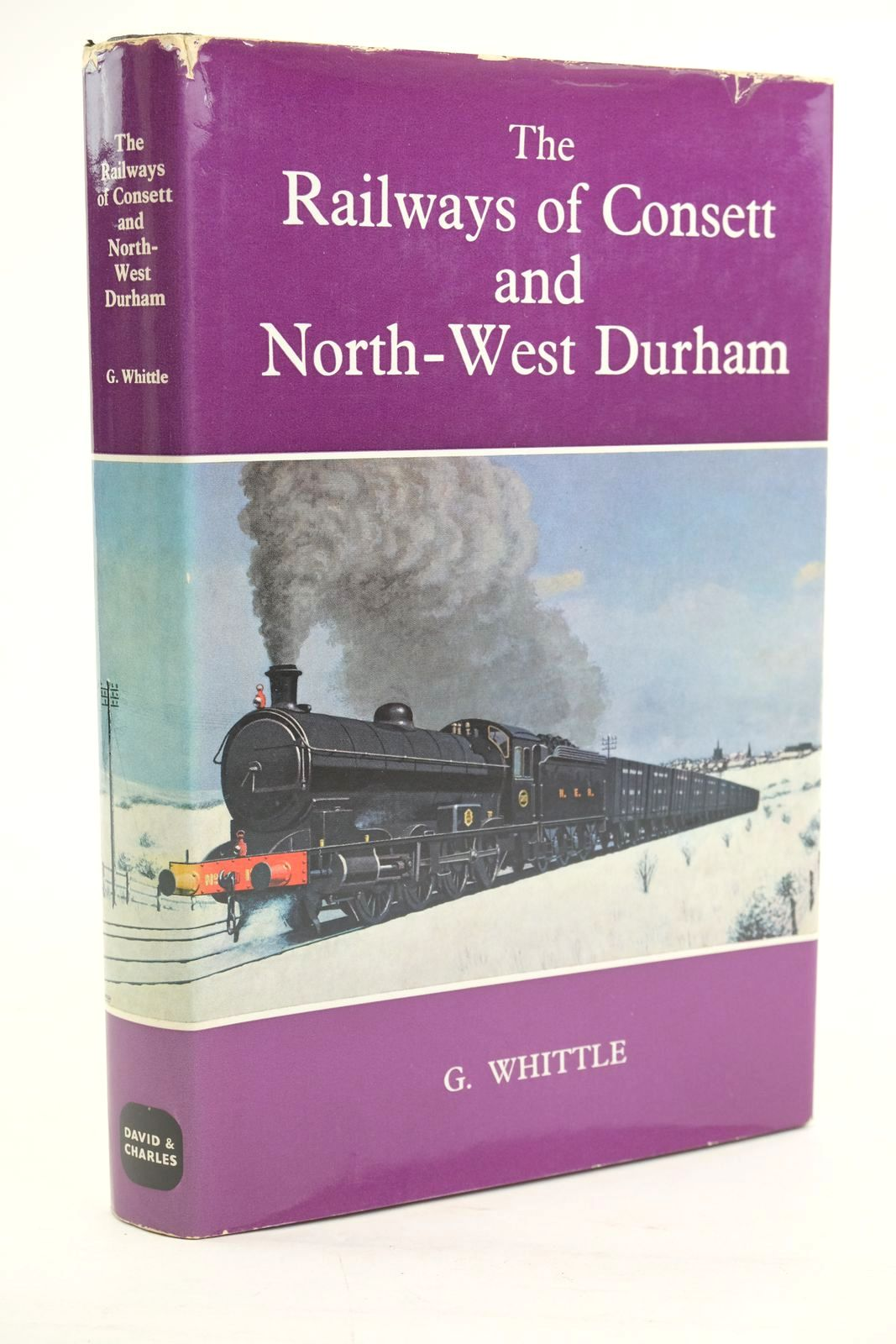 Photo of THE RAILWAYS OF CONSETT AND NORTH-WEST DURHAM- Stock Number: 1319913