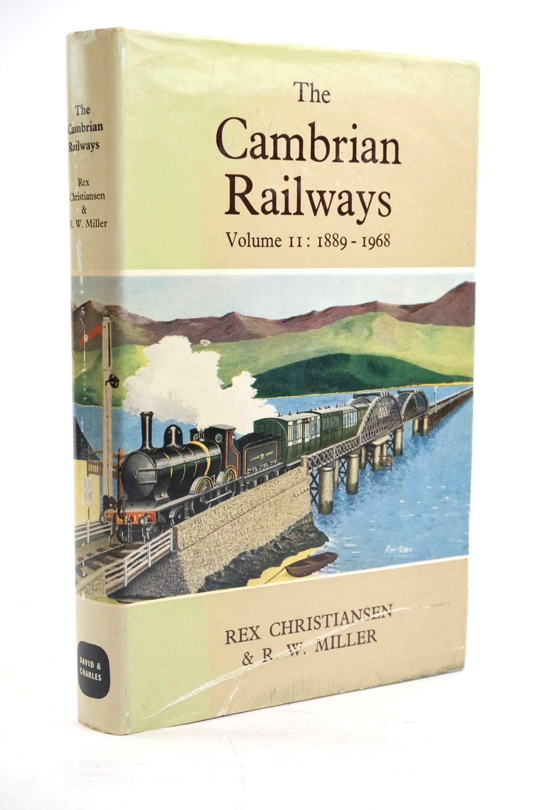 Photo of THE CAMBRIAN RAILWAYS VOLUME II: 1889-1968- Stock Number: 1319914