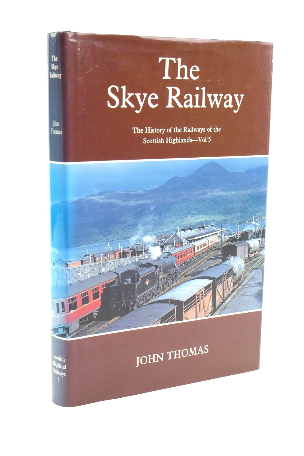 Photo of THE SKYE RAILWAY- Stock Number: 1319917