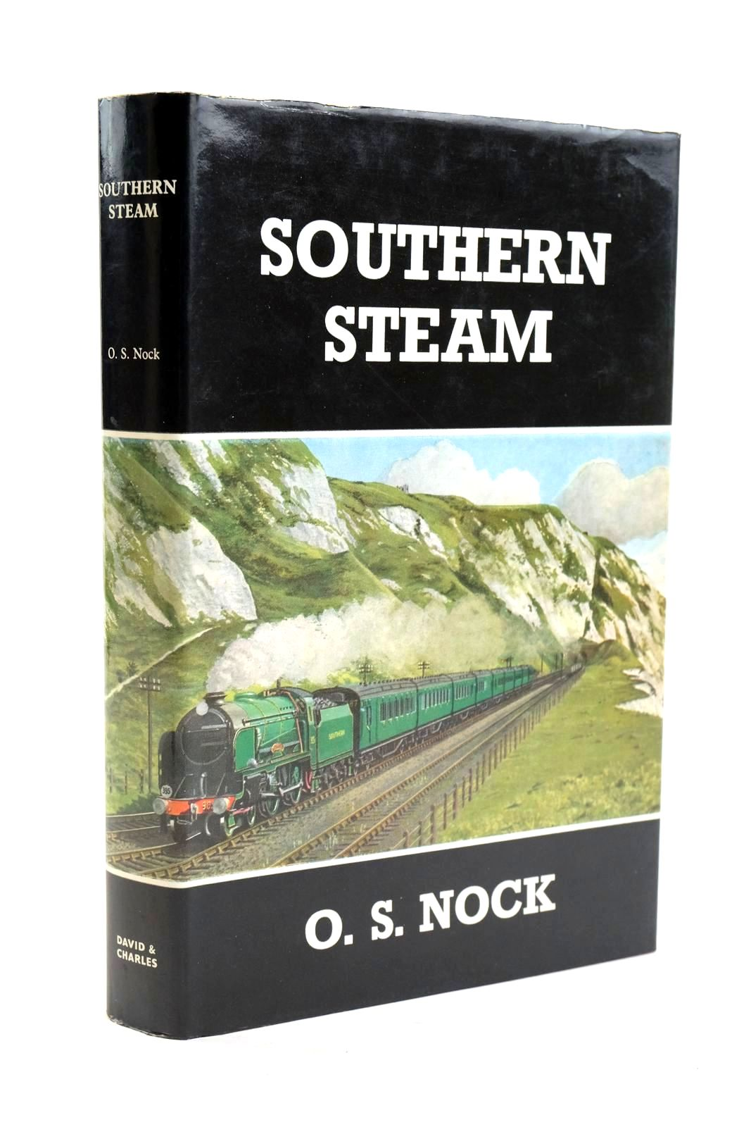 Photo of SOUTHERN STEAM written by Nock, O.S. published by David & Charles (STOCK CODE: 1319919)  for sale by Stella & Rose's Books