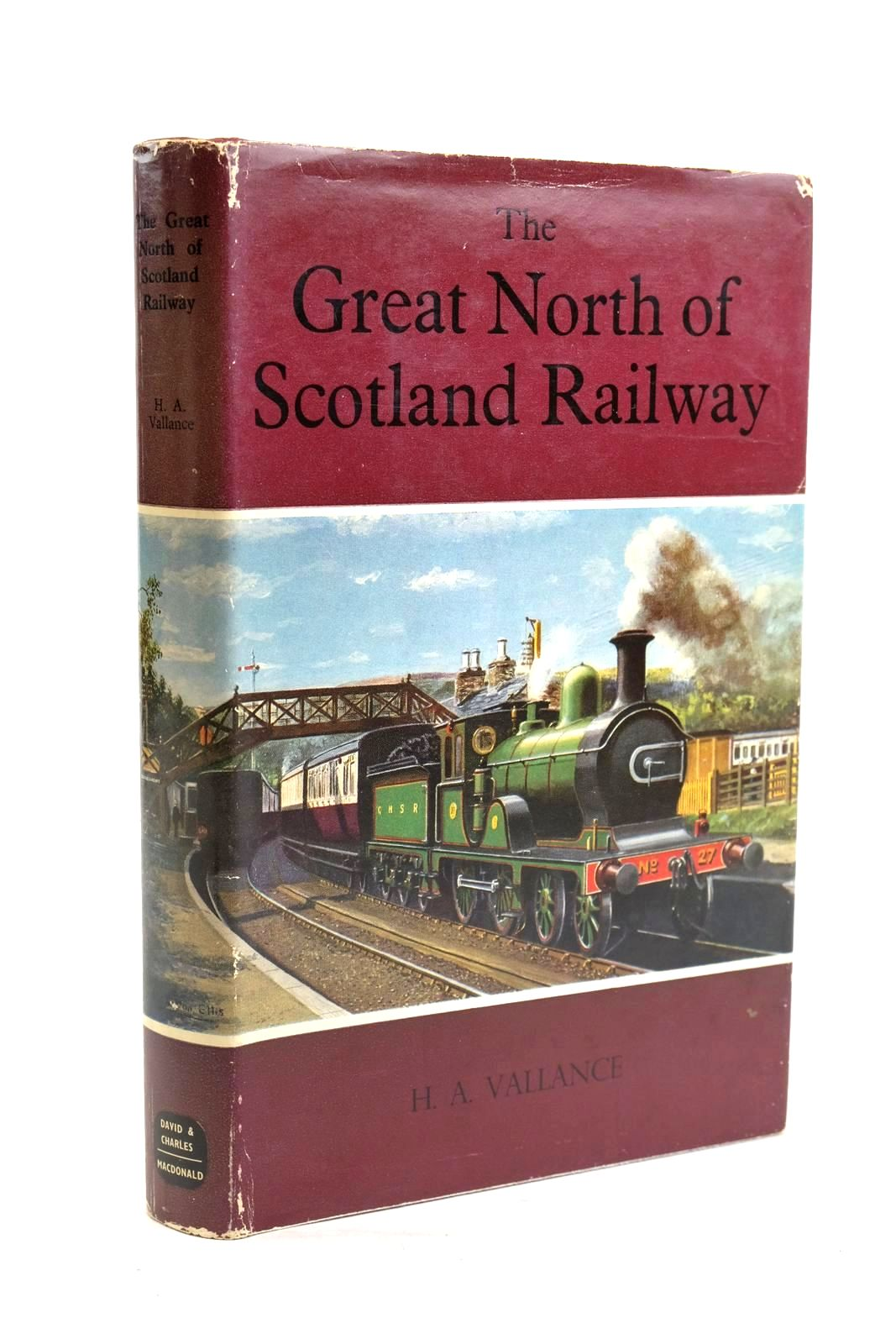 Photo of THE GREAT NORTH OF SCOTLAND RAILWAY- Stock Number: 1319921
