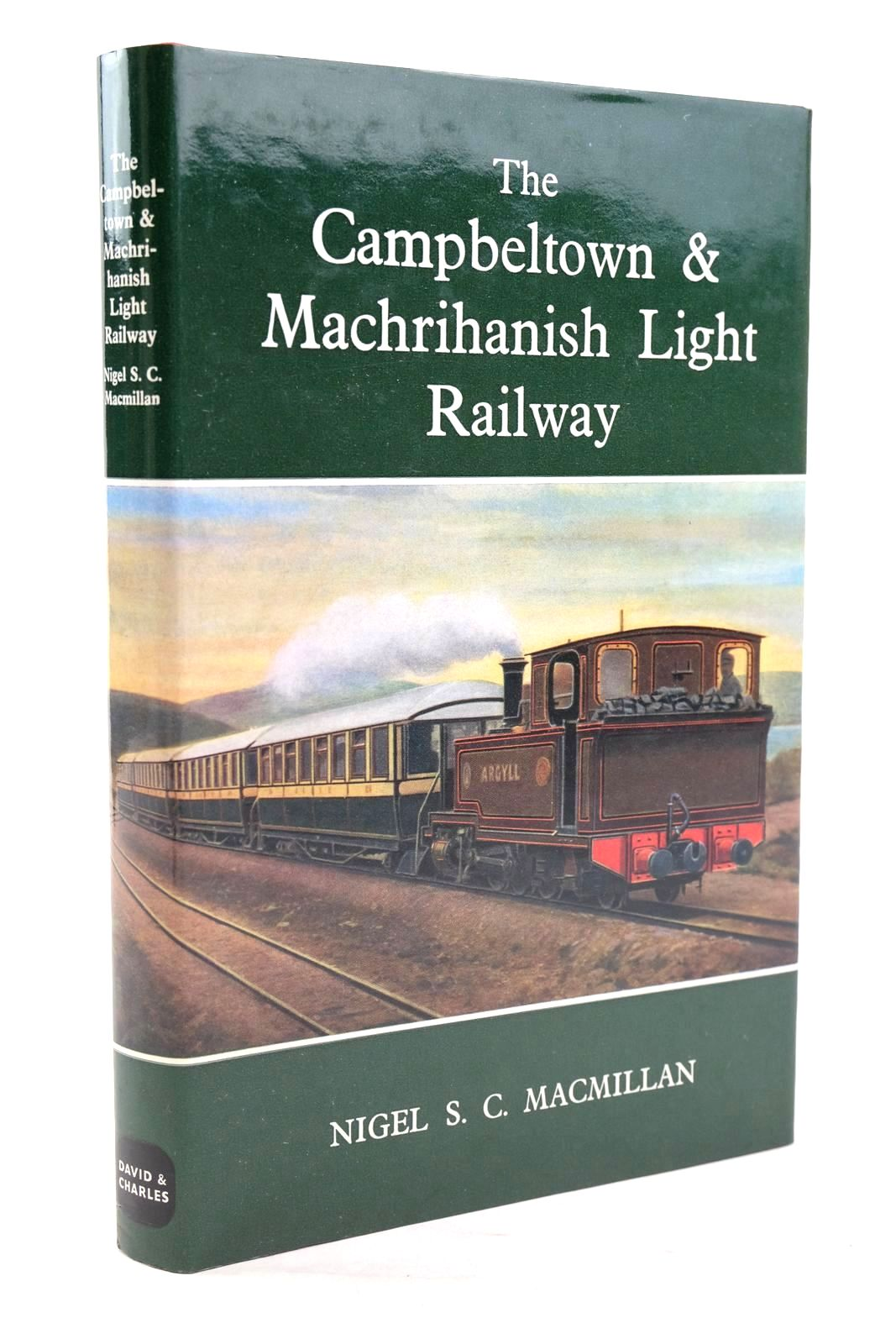 Photo of THE CAMPBELTOWN & MACHRIHANISH LIGHT RAILWAY- Stock Number: 1319931