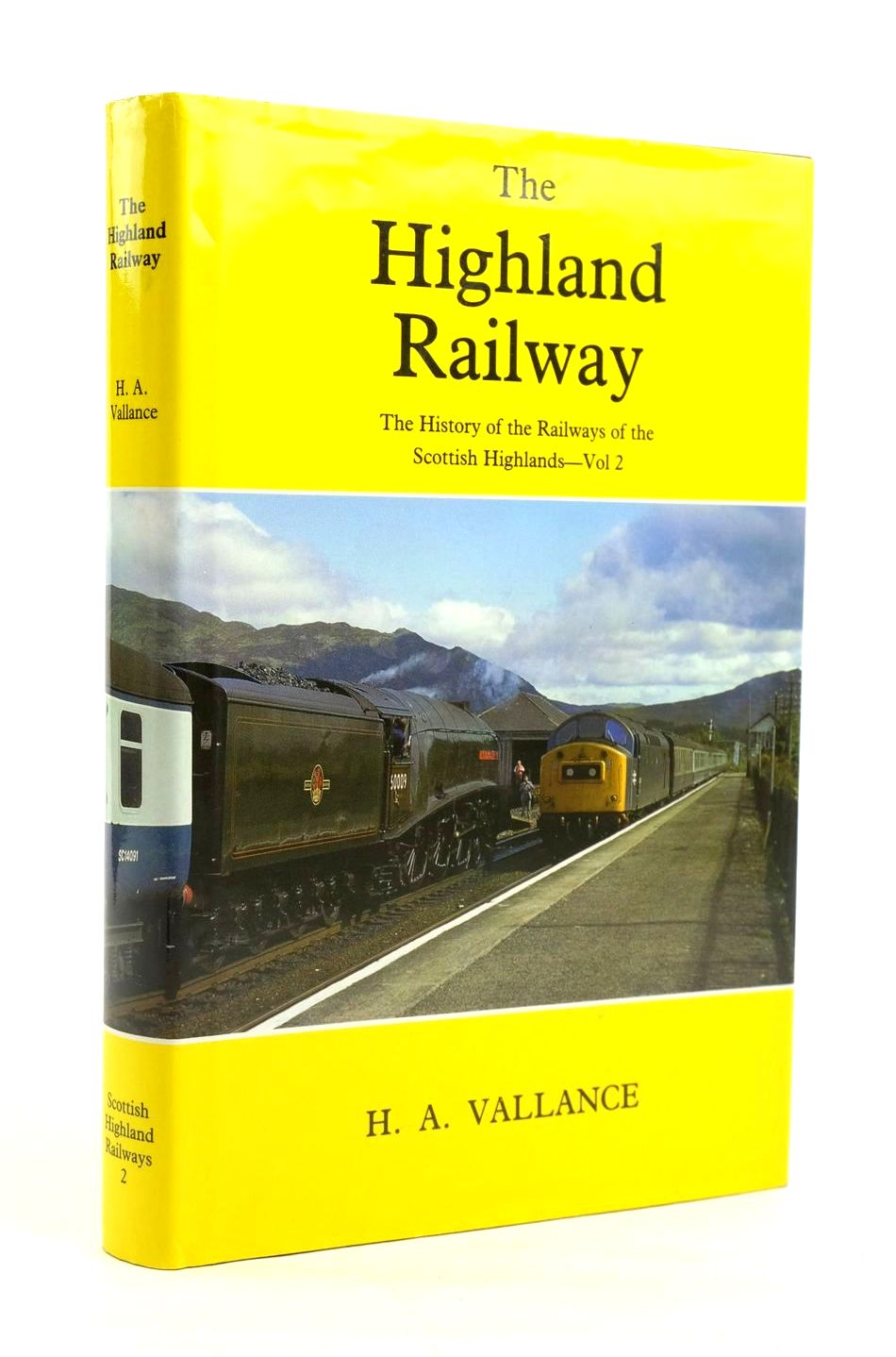 Photo of THE HIGHLAND RAILWAY- Stock Number: 1319935