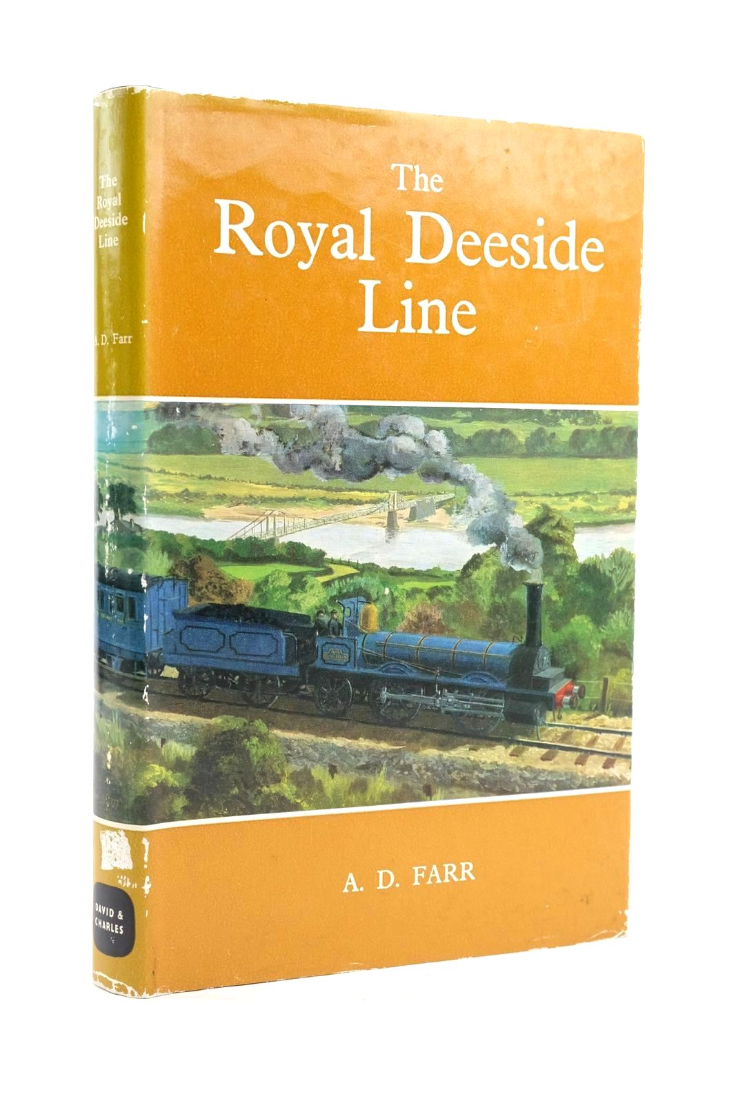 Photo of THE ROYAL DEESIDE LINE- Stock Number: 1319936