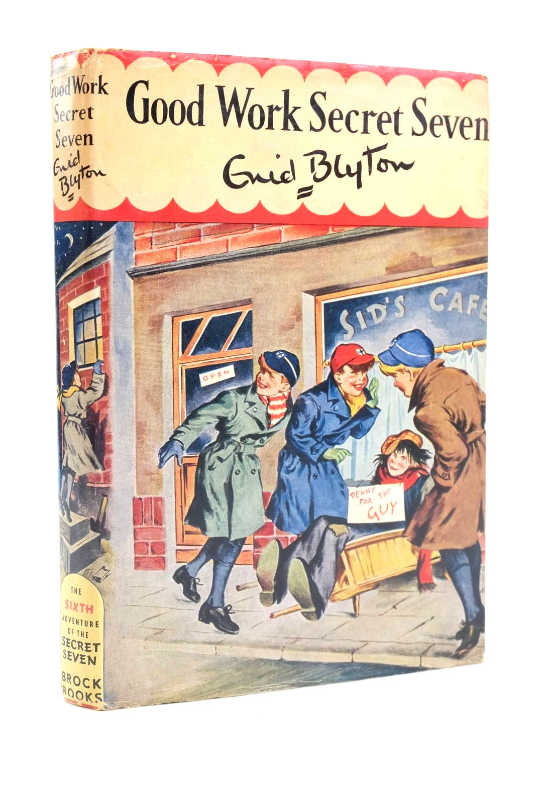 Photo of GOOD WORK SECRET SEVEN written by Blyton, Enid illustrated by Kay, Bruno published by Brockhampton Press (STOCK CODE: 1319941)  for sale by Stella & Rose's Books