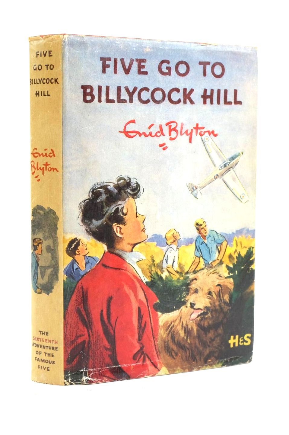 Photo of FIVE GO TO BILLYCOCK HILL written by Blyton, Enid illustrated by Soper, Eileen published by Hodder & Stoughton (STOCK CODE: 1319948)  for sale by Stella & Rose's Books