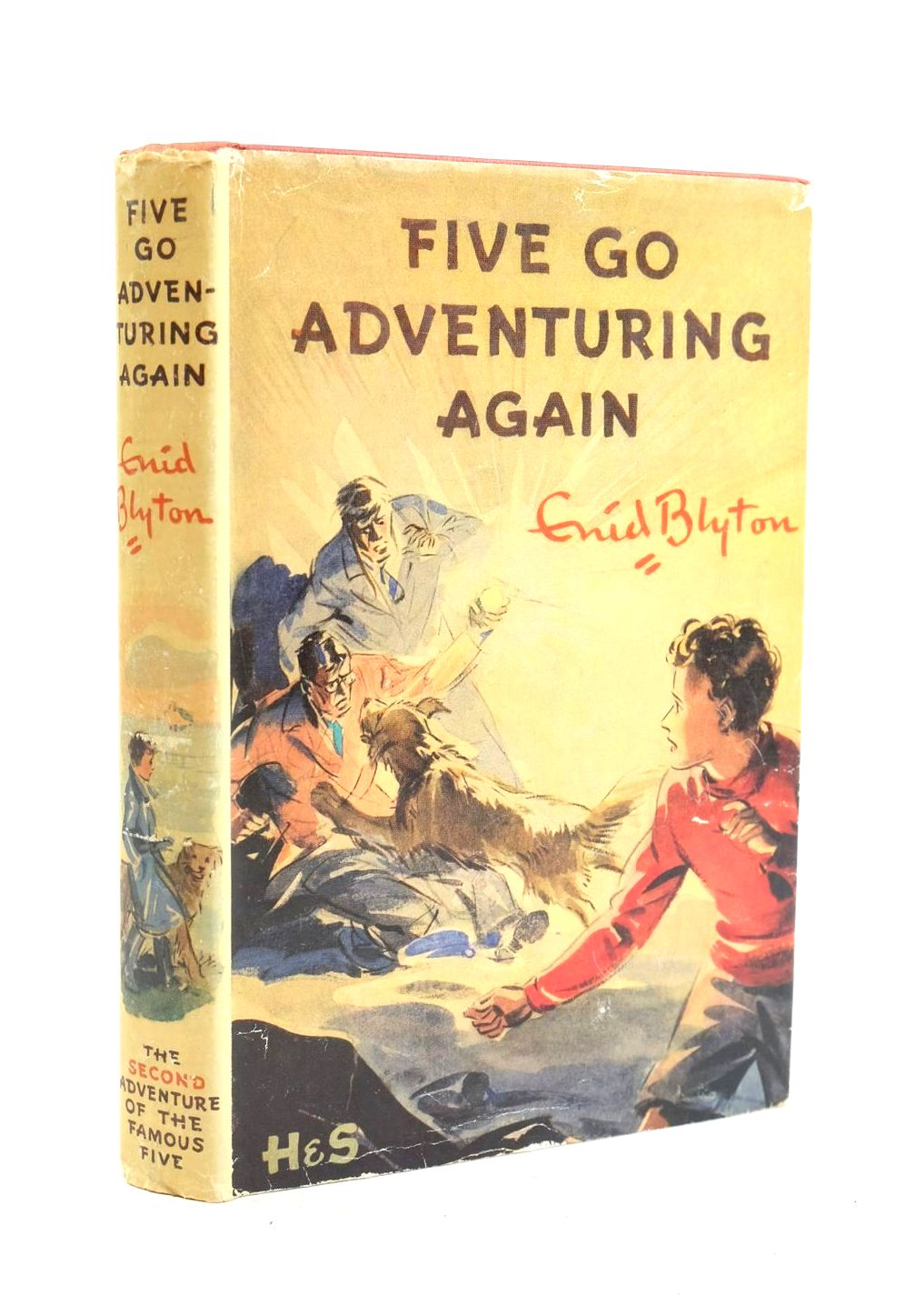 Photo of FIVE GO ADVENTURING AGAIN- Stock Number: 1319957