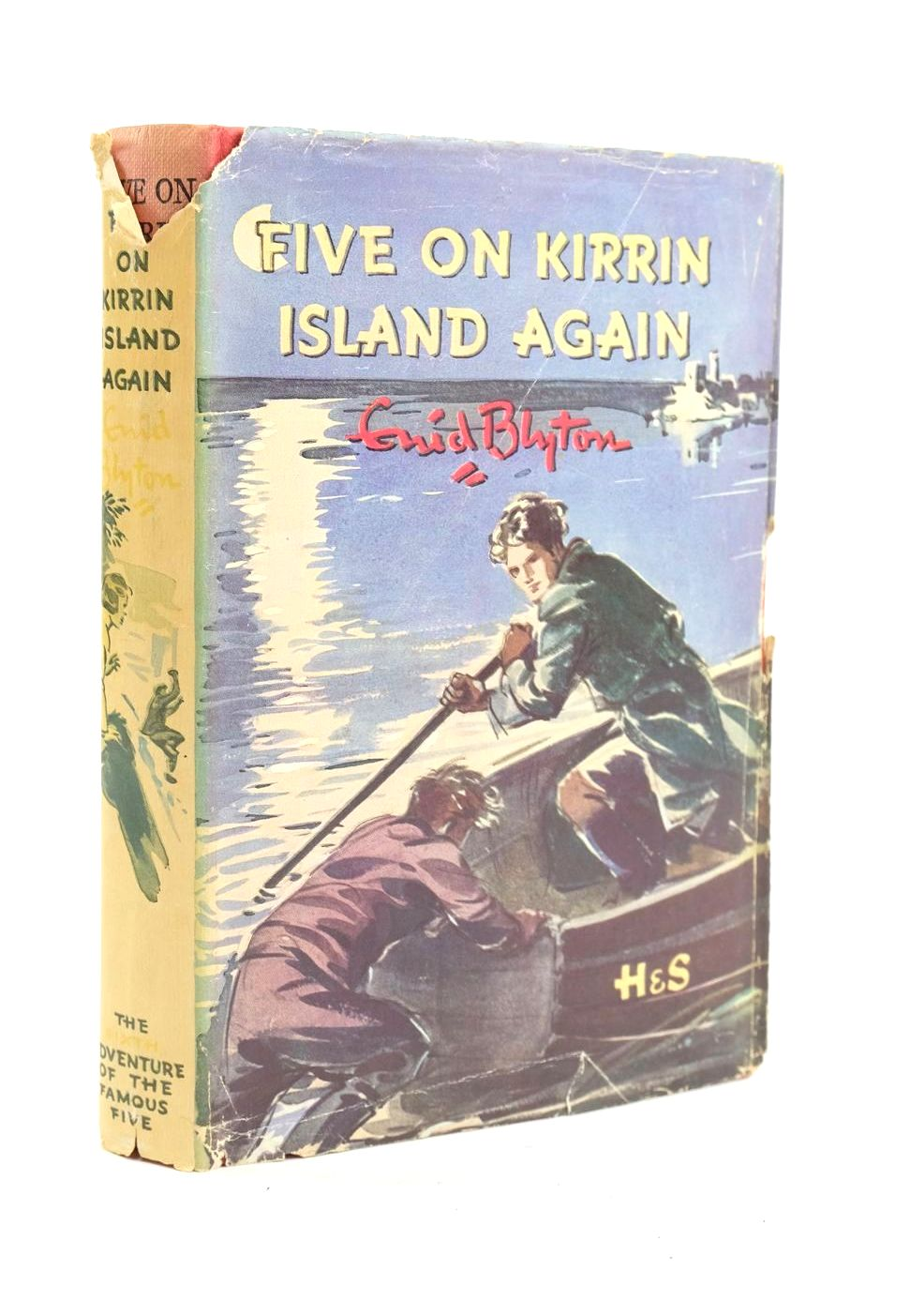 Photo of FIVE ON KIRRIN ISLAND AGAIN- Stock Number: 1319960