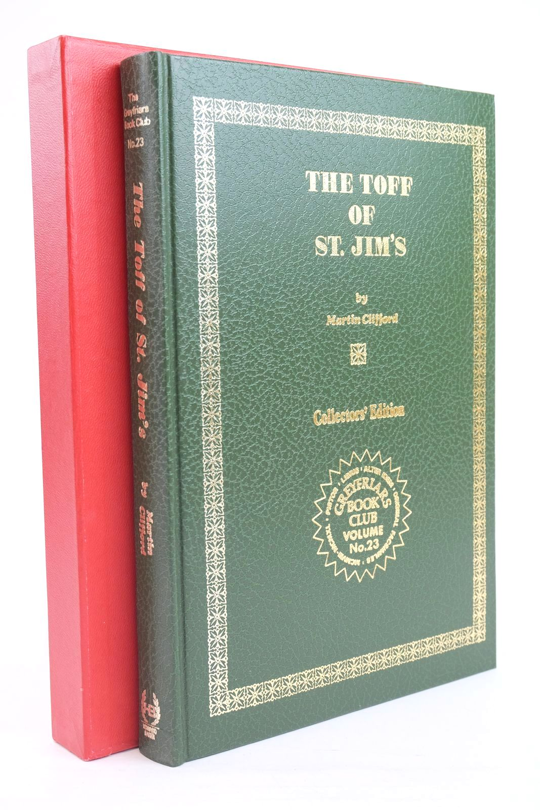 Photo of THE TOFF OF ST. JIM'S- Stock Number: 1319968